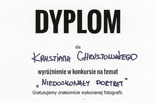 Fotograf ZSiPKZ - wyróżniony