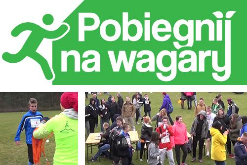 Pobiegnij na Wagary! - nasza impreza