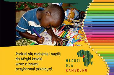 Wyślij Kredki do Afryki