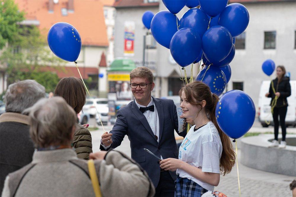 15-lecia wejścia Polski do Unii Europejskiej
